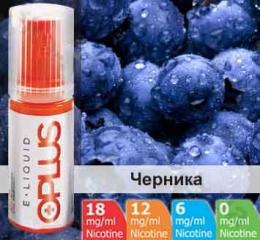 Жидкость Oplus Черника