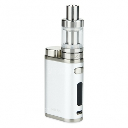 Комплект Eleaf Pico 75W Melo 3 Atomizer White